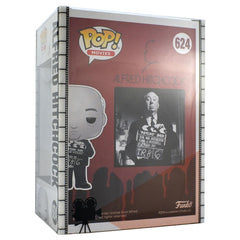 "Pop Vinyl Protector - PPJoe 4"" Movie Sleeve, Funko Vinyl Protection [Single]"