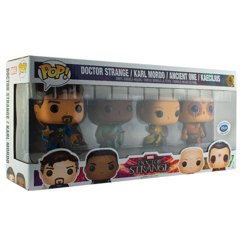 Pop Vinyl Protector - PPJoe 4 Pack (quad 2017) Pop Protector, Rock Solid Funko Vinyl Protection
