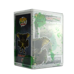 Pop Vinyl Protector - PPJoe Clear 2mm Hard Stack With Alien Blood Sleeve