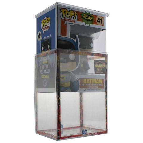 Pop Vinyl Protector - PPJoe Clear 2mm Hard Stack With DC Sleeve
