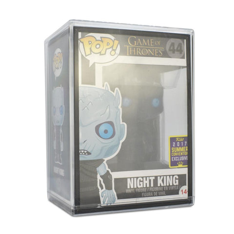 Pop Vinyl Protector - PPJoe Clear 2mm Hard Stack With Fantasy Sleeve