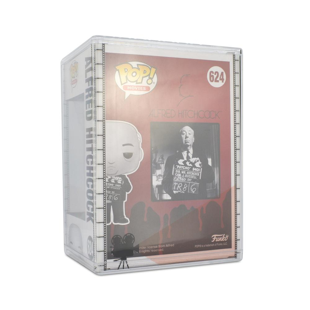 Pop Vinyl Protector - PPJoe Clear 2mm Hard Stack With Movie Sleeve