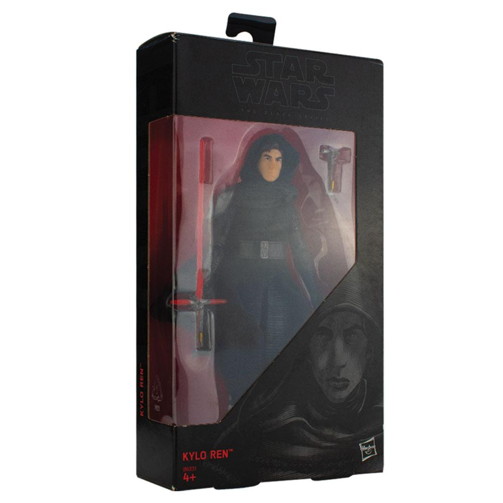 "Pop Vinyl Protector - PPJoe Hasbro Black Series 6"" Protector, Rock Solid Funko Vinyl Protection"