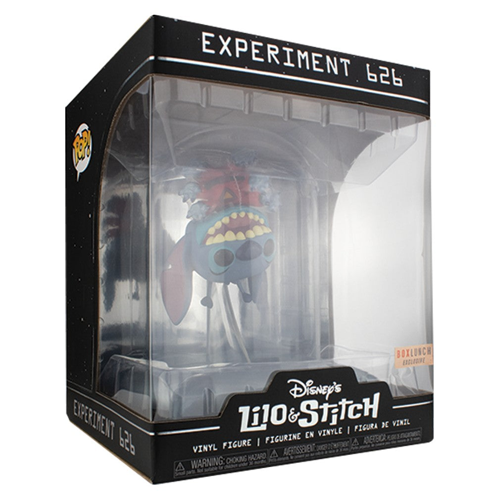 Pop Vinyl Protector - PPJoe Lilo & Stitch Pop Protector, Rock Solid Funko Vinyl Protection