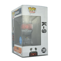 "Pop Vinyl Protector - PPJoe Pop Protector 4"", Rock Solid Funko Vinyl Protection [Single Protector]"