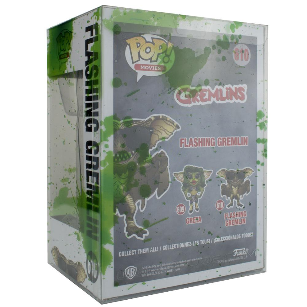 "Pop Vinyl Protector - PPJoe Pop Protectors 4"" Alien Blood Splattered, 0.45mm Thickness, Funko Vinyl Protection [Single]"
