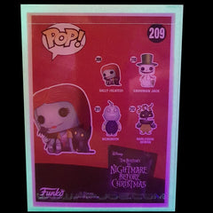"Pop Vinyl Protector - PPJoe Pop Protectors 4"" Glow In The Dark, 0.45mm Thickness, Funko Vinyl Protection [10 Pack]"