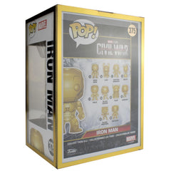 "Pop Vinyl Protector - PPJoe Pop Protectors 4"" Gold Edition, 0.50mm Thickness, Funko Vinyl Protection [Single]"