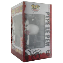 "Pop Vinyl Protector - PPJoe Pop Protectors 4"" St. Valentines, 0.45mm Thickness, Funko Vinyl Protection [10 Pack]"