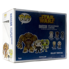 Pop Vinyl Protector - PPJoe Star Wars 3 Pack Pop Protector (Rancor), Rock Solid Funko Vinyl Protection