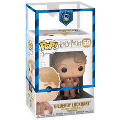 "Pop Vinyl Protector - PRE-ORDER: PPJoe 4"" Harry Potter - Ravenclaw Sleeve, Funko Vinyl Protection [Single]"