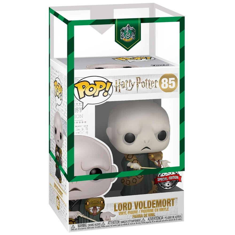 "Pop Vinyl Protector - PRE-ORDER: PPJoe 4"" Harry Potter - Slytherin Sleeve, Funko Vinyl Protection [Single]"