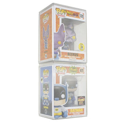 Pop Vinyl Protector - PRE-ORDER: PPJoe Clear 2mm Hard Stackable Pop Protector
