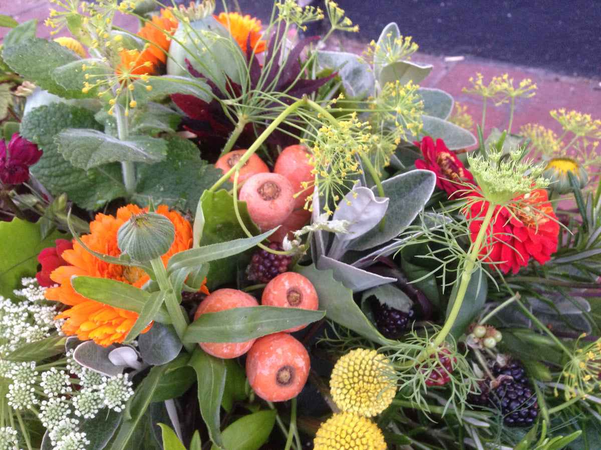 Autumnal Table Piece Workshop Tues October 10th 1-3.30pm