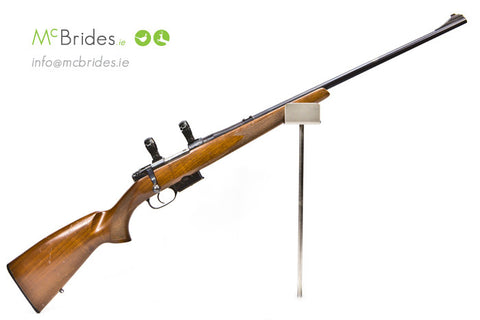 CZ527 22 Hornet with Mounts