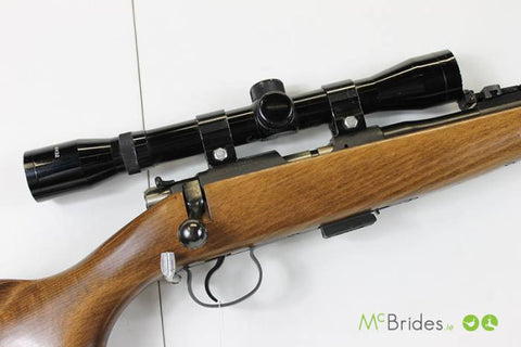 CZ 452 Incl Tasco 4X40 Scope
