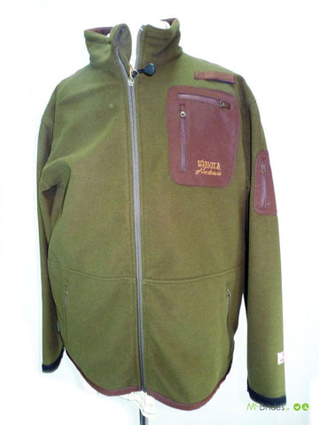 Harkila Windstopper Fleece Green