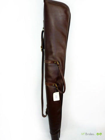 Quality Gun Slip Handmade Brown Leather30