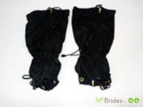 Wax Cotton Gaiters