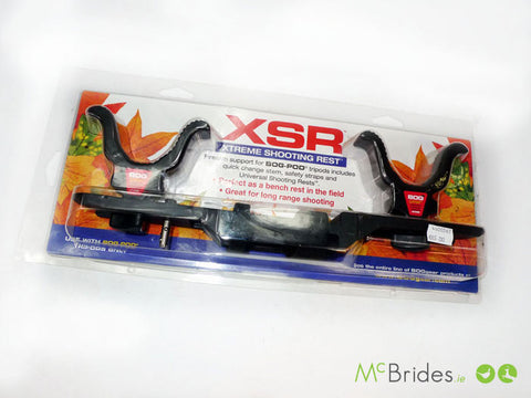 Bog-Pod Xtreme Shooting Rifle Rest XSR
