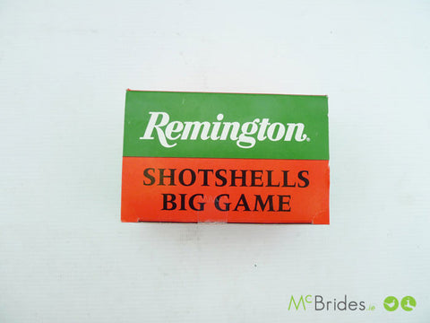 Remington Buckshot 33.5g (10 per box)
