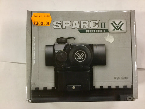 Vortex Spark ll red dot Sight