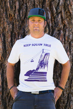 Keep Squaw True Tram Face Tee (Limited Edition)