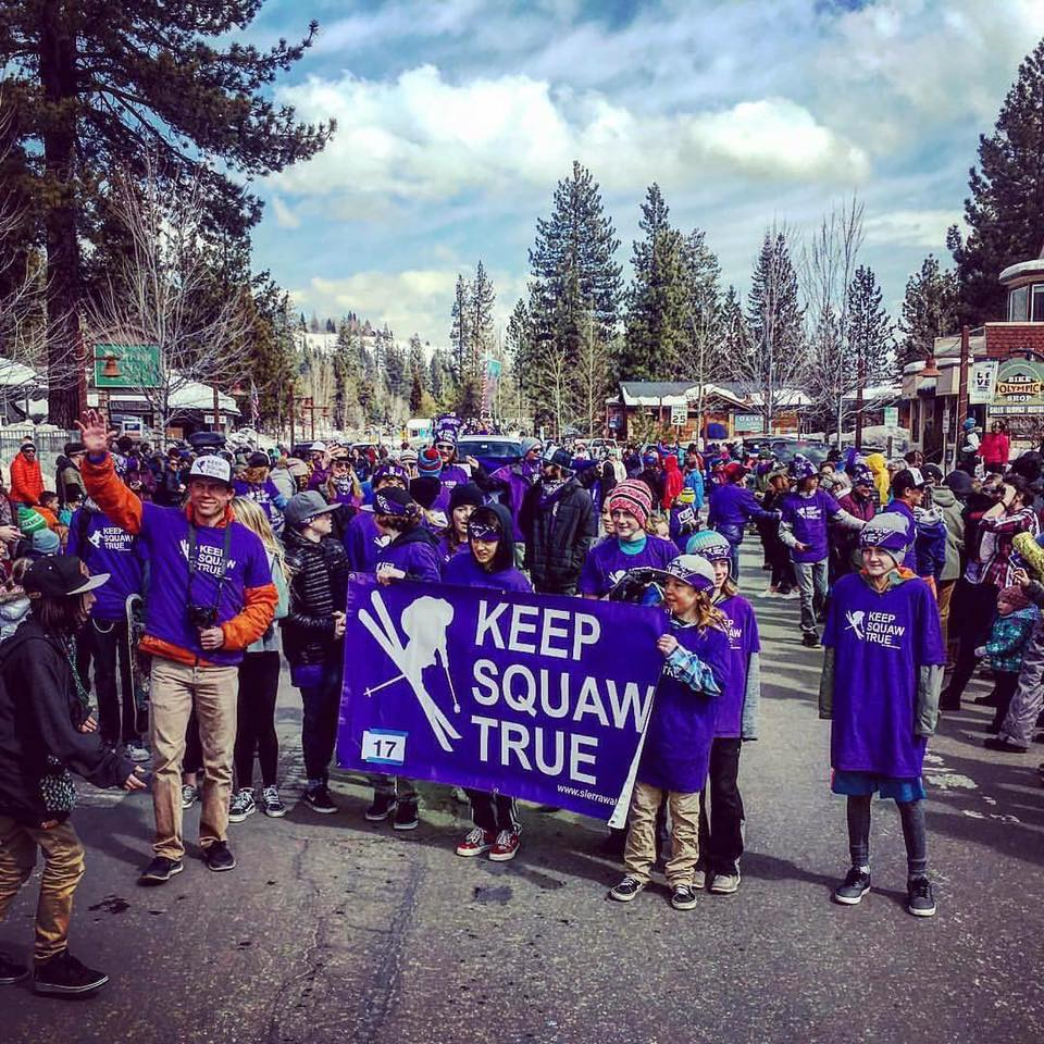 Donate to Keep Squaw True