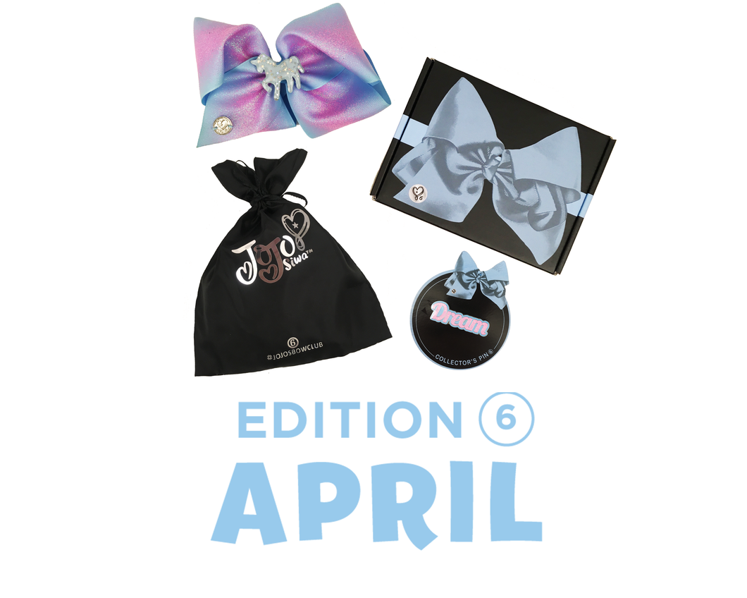 Edition #6 April Box