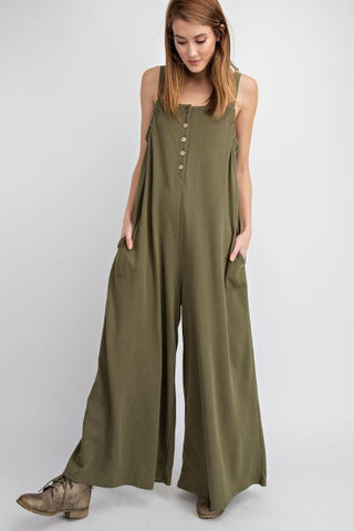 Girl On-The-Go Jumpsuit