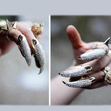 5 Piece Talon Ring Set