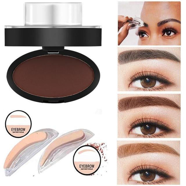 Water Proof Eyebrow Stamp