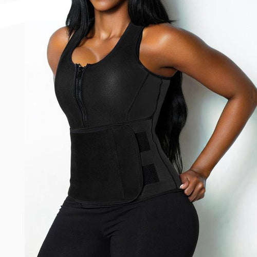 Neoprene Sauna Vest (Plus Size Available)