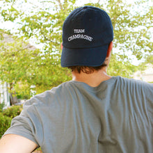 Team Champagne- The PERFECT Cap! Embroidered