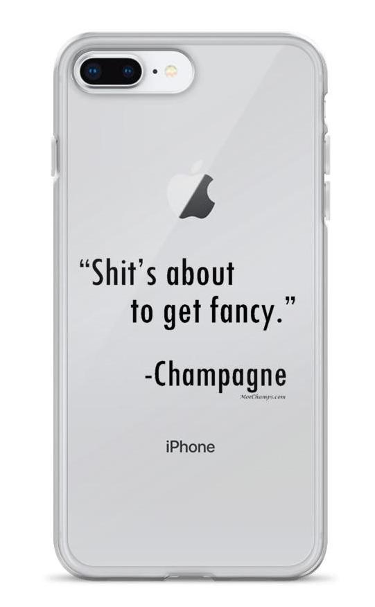 GET Fancy, iPhone Case, 7, 8 & X