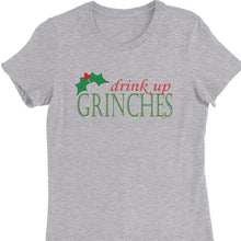 Drink up Grinches! The Perfect Holiday Tee