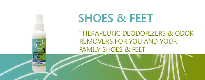 Foot Deodorizer