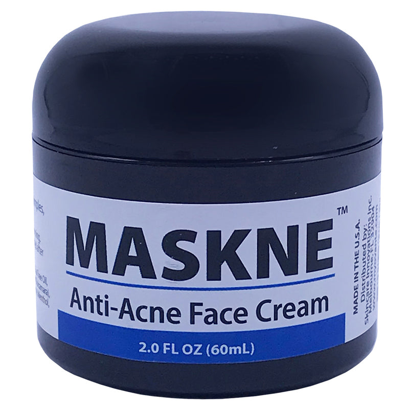 Maskne Anti-Acne Cream for Acne Prone Skin  - 2.0 oz<s class='face'>&nbsp;</s>