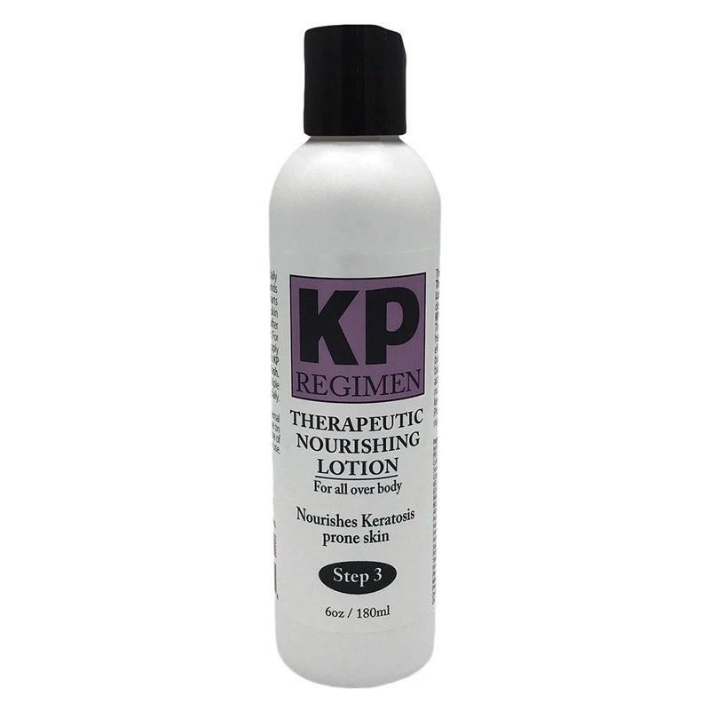 KP Regimen Keratosis Pilaris Healing & Nourishing Body Lotion  For Keratosis Prone Skin - 6.0 OZ - ovante