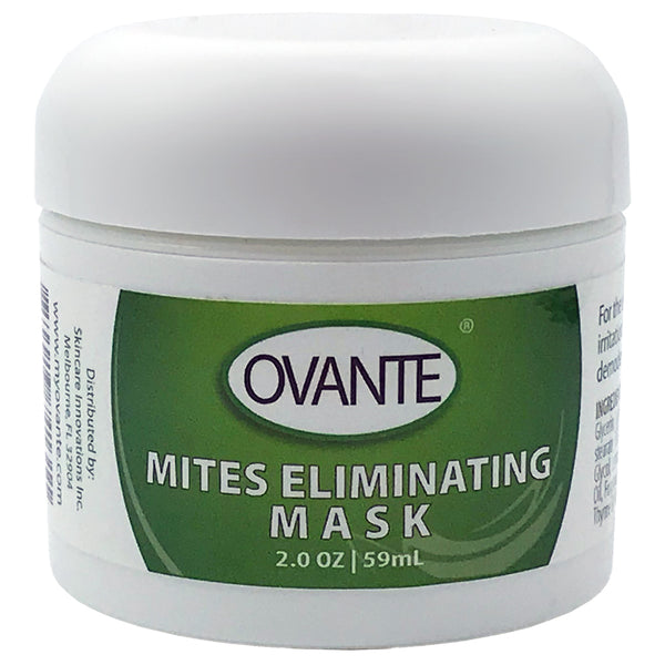 Demodex Mite Eliminating Mask - 2.0 OZ <s class='face body'> </s>