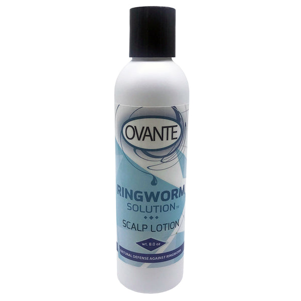 Ringworm Solution Hair and Scalp Lotion - 8.0 oz