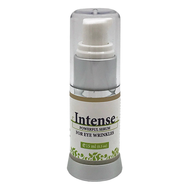INTENSE Eye Serum - Gel for Wrinkles, Bags, Dark Circles and Puffiness Around Eyes - Ovante's Most Advanced Product for Under and Around Eyes Daily Care - 1.0 fl. oz. - ovante