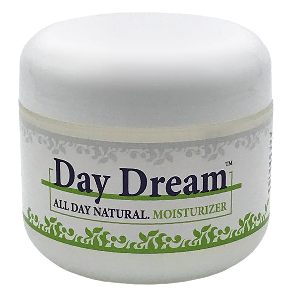Day Dream - Moisturizing Face, Neck and Body Cream With Lasting Hydration for for Women & Men with Demodex, Rosacea and Acne Prone Skin - 2.0 oz - ovante