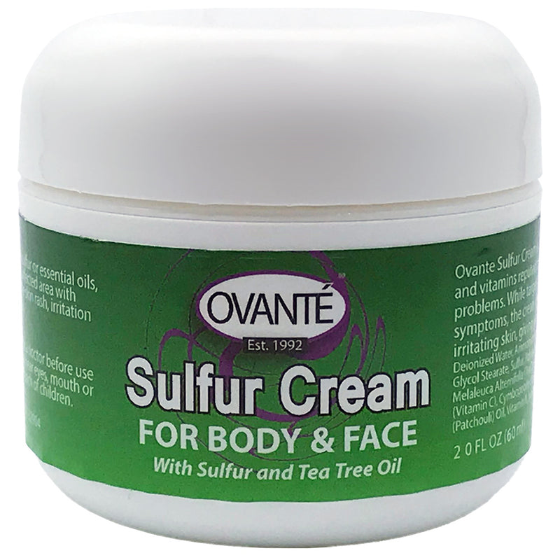 Ovante Sulfur Cream