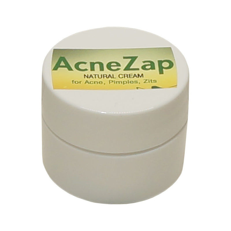AcneZap Face Cream Cystic Acne Spot Treatment, Best Fast Acting Solution For Clearing Severe Acne on Face and Body - 7 mL<s class='face'>&nbsp;</s> - ovante