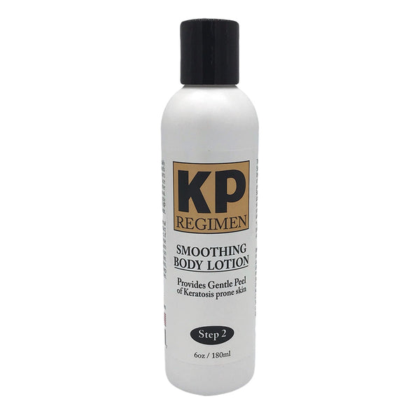 KP Regimen Keratosis Pilaris Exfoliating Body Lotion For Keratosis Prone Skin - 6.0 OZ - ovante