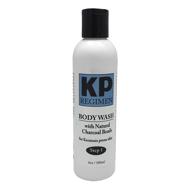 KP Regimen Keratosis Pilaris Detoxifying Body Wash For Keratosis Prone Skin - 6.0 OZ - ovante