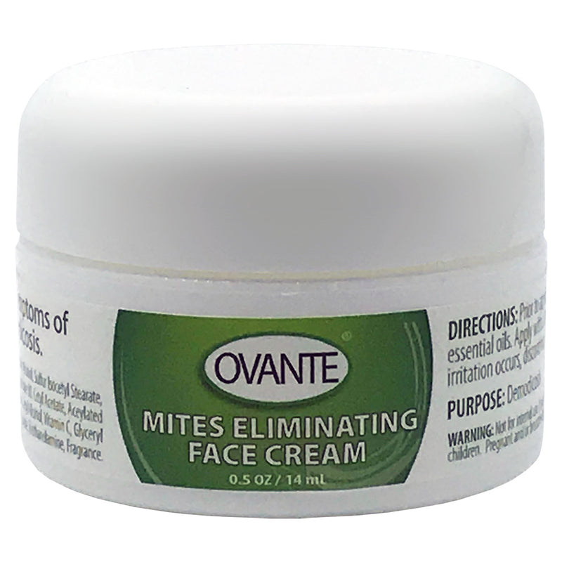 Demodex Mite Eliminating Face Cream - 0.5 OZ