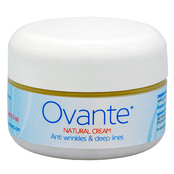 Ovante® Deep Wrinkles Cream For Demodex Rosacea Problem Skin, Reduce Wrinkles, Control Mites and Facial Redness - 0.5 OZ - ovante