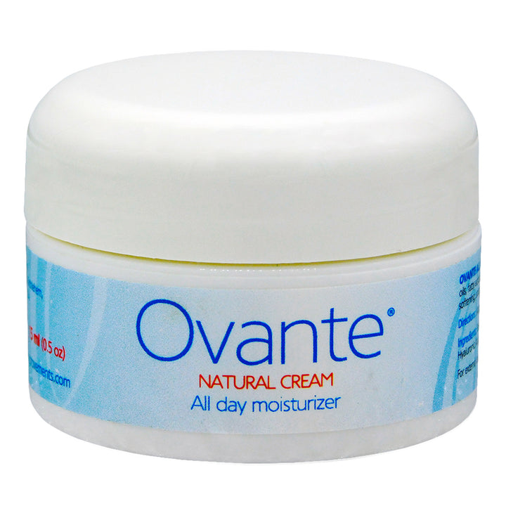OVANTE® All Day Moisturizer For Demodicosis Sensitive Skin With Moisture Boosting That Will Not Feed Mites  - 0.5 oz - ovante
